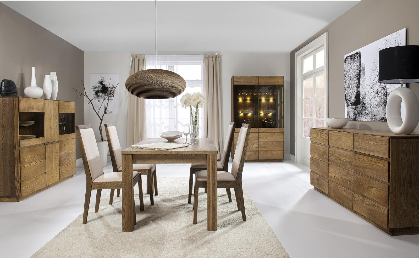 Dubový nábytok do obývačky... - Obrázok č. 1