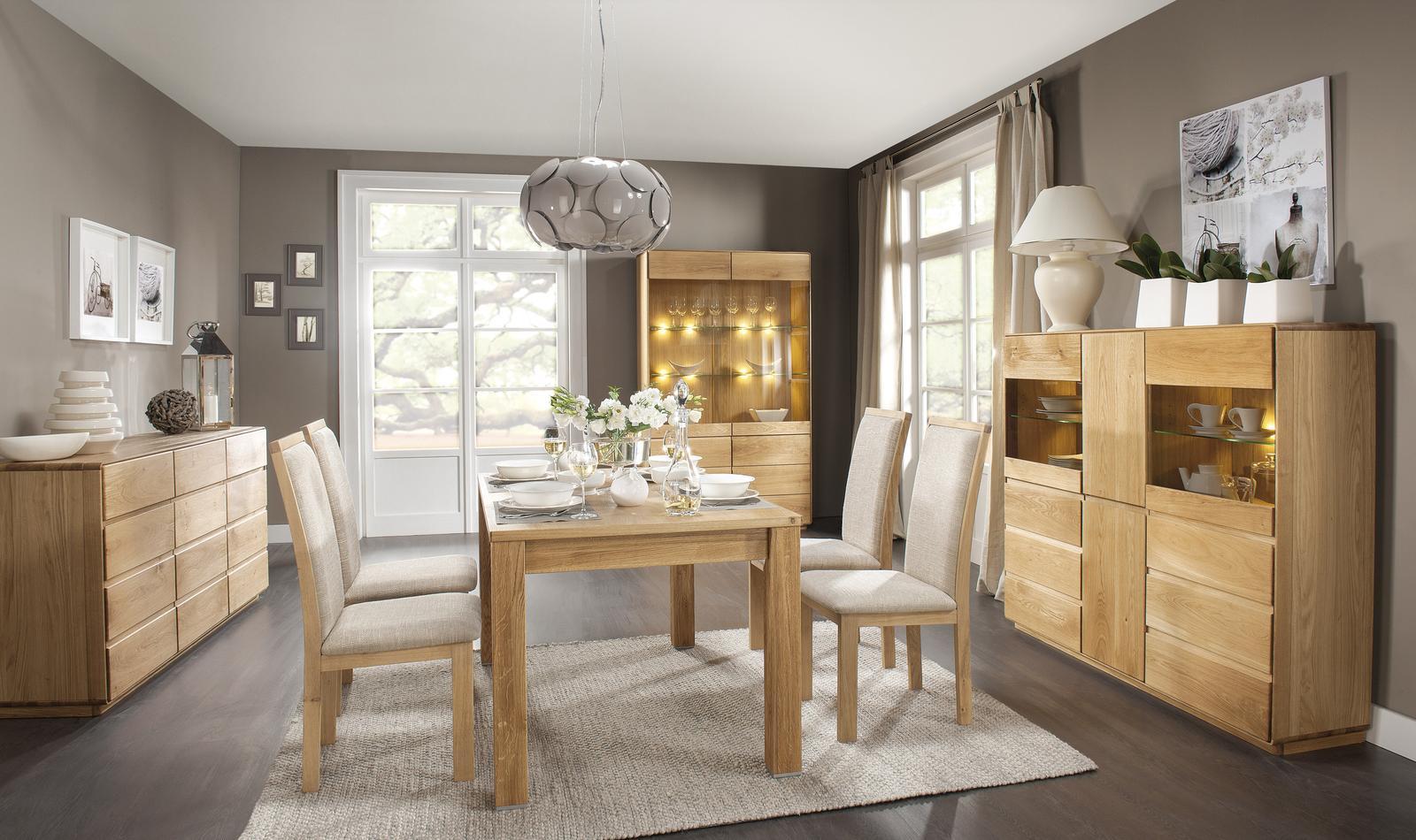 Dubový nábytok do obývačky... - Obrázok č. 2