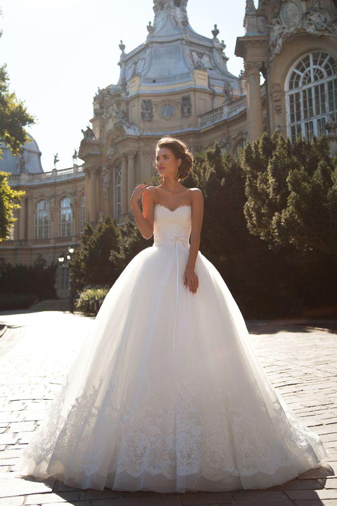 svadobné šaty Milla Nova - Obrázok č. 1