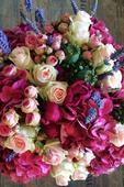 Veliká dárková kytice . možné i pro nevěstu,