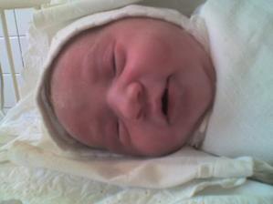 nasa Barborka narodila sa 23.09.2007