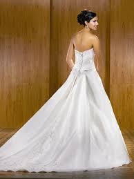 Svadobné šaty Eddy K Milano model 1333 s bolerkom - Obrázok č. 2