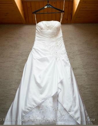 Svadobné šaty Eddy K Milano model 1333 s bolerkom - Obrázok č. 1