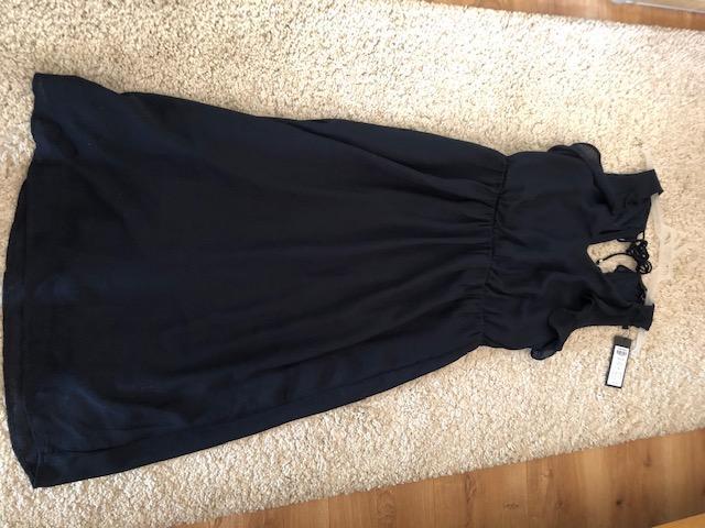 Šaty Vero moda s volánikom M - Obrázok č. 3