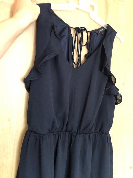 Šaty Vero moda s volánikom M - Obrázok č. 2