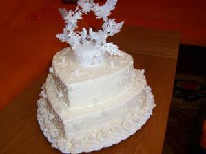 máme šikovnou známou...kjááásný dorty...