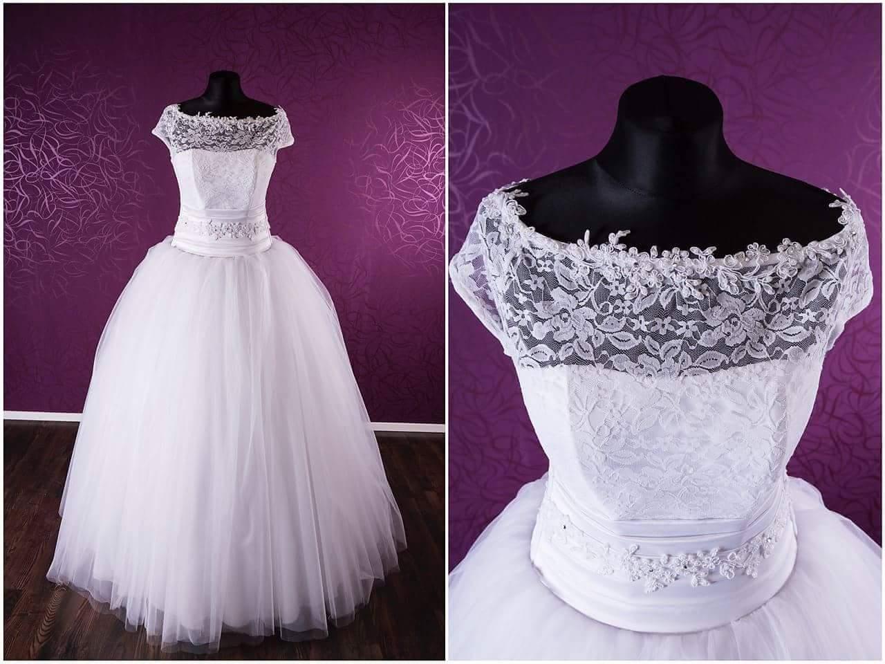 Princeznovské svadobné šaty - Obrázok č. 1