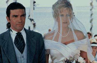 Antonio Banderas a Melanie Griffits