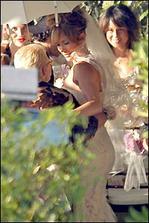 Jennifer Lopez a Mark Anthony