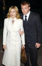Madonna a Guy Ritchie