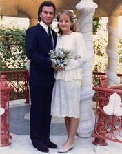Patrick Swayze a Helen Hunt