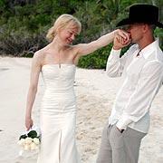 Renee Zellweger a Kenny Chesney