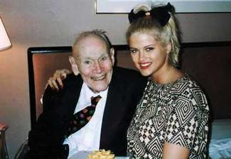 Anna Nicole Smith a Howard Marshall