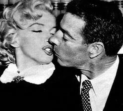 Marilyn Monroe a Joe DiMaggio