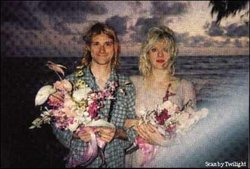 Kurt Donald Cobain a Courtney Love