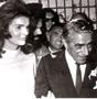 Aristóteles Onassis a Jacqueline Kennedy