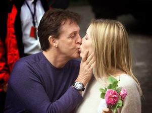 Sir Paul McCartney a Heather Mills