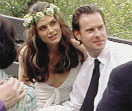 Brooke Shields a Chris Henchy