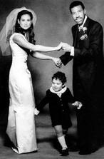 Lionel Richie a Diane Alexander