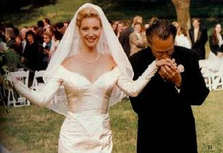 Lisa Kudrow a Michael Stern (1995)