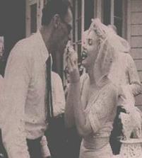 Marilyn Monroe a Arthur Miller