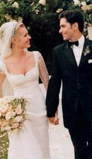 John Stamos a Rebecca Romijn