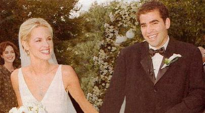 Pete Sampras a Bridgette Wilson