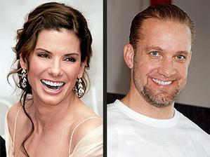Sandra Bullock a Jesse James