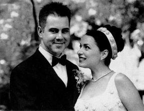Patrick Labyorteaux a Tina Albanese