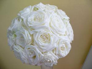 Takto si predstavujem svoju svadobnú kyticu