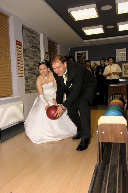 Diana Lukyová{{_AND_}}Kristián Horváth - bowling