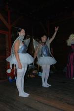 3.úkol (společný) : zatančit balet na Labutí jezero