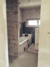 2.3.2017 dělá se koupelna