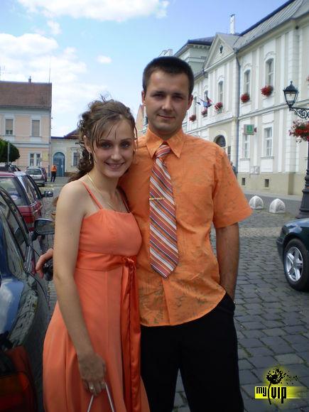 Gabriela a František - =)