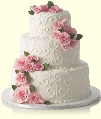 ...02.05.2009... - ...svadobná tortička...