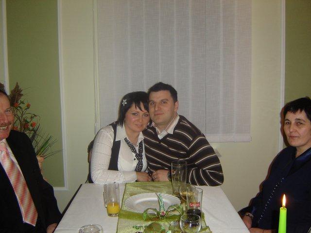 Mayka a Ondrej 4.10.2008 - zasnuby