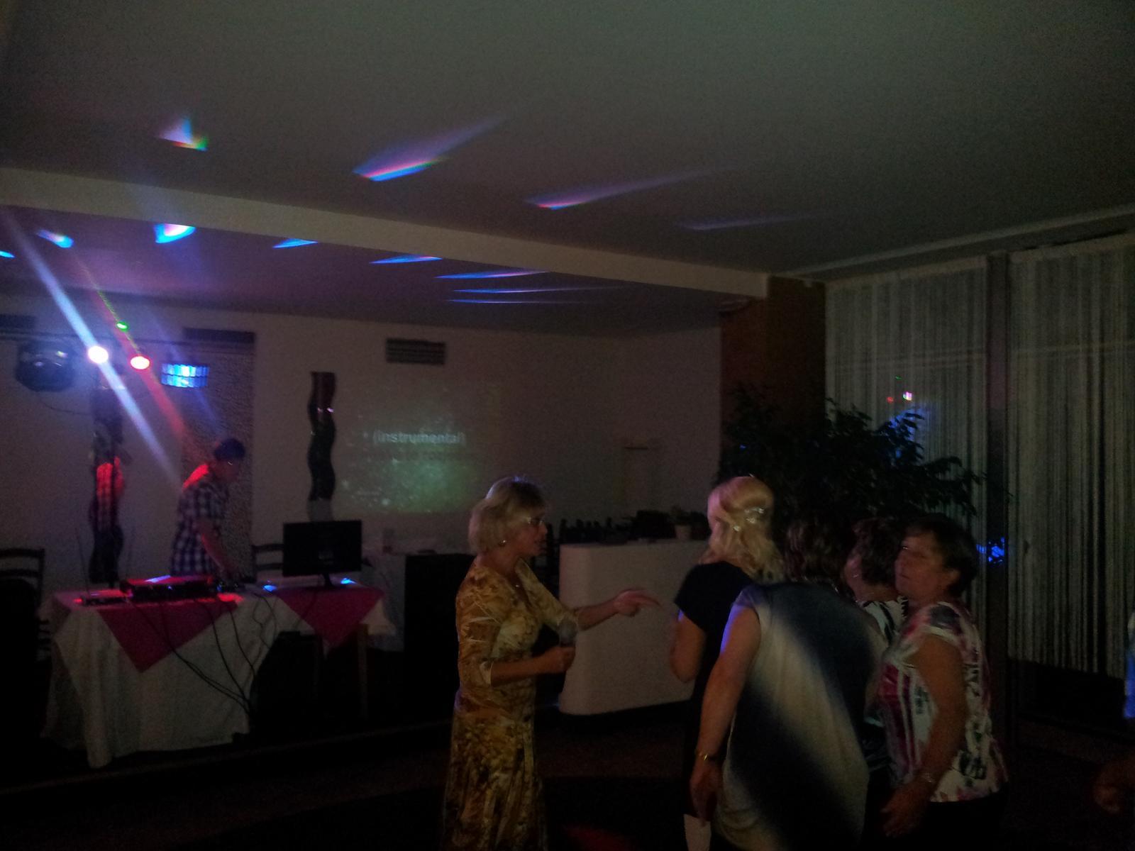 Oslava Narozenin - Karaoke Show