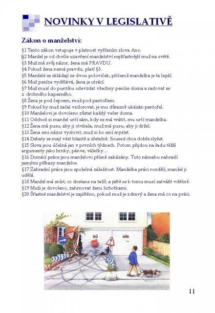 Moje predstavy :) - Tak toto sa musí na svadbe prečítať a odsúhlasiť :)