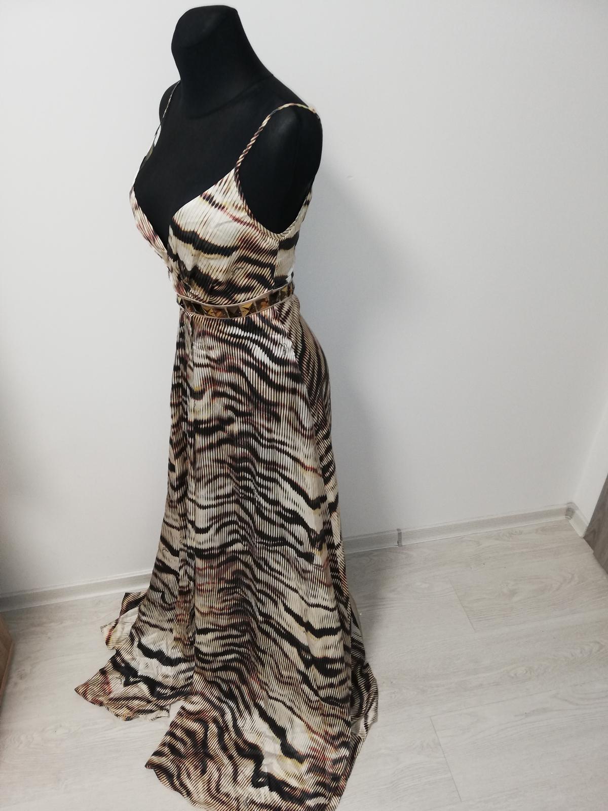Luxusne spoločenské šaty - Obrázok č. 1
