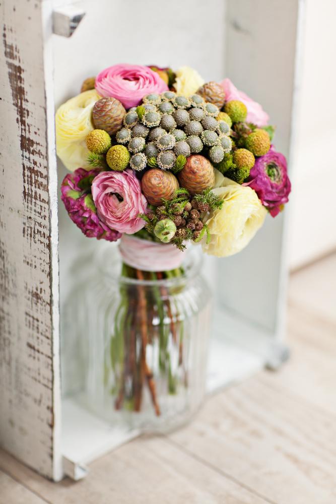 Jarne a letne aranzmany a dekoracie - Kyticka domacej vyroby