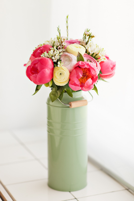 Jarne a letne aranzmany a dekoracie - Este jedna pivoniova...