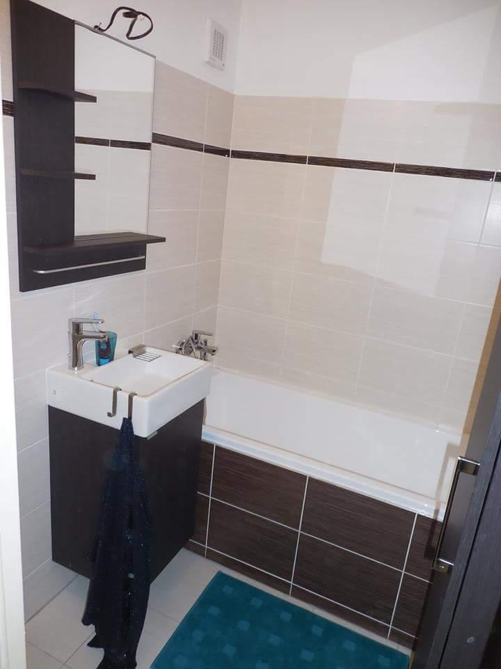 Rekonstrukce koupelny - A je hotovo :-) jdu napouštět vanu :-D