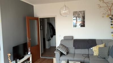 a příští týden bude i nový nábytek :-) už se těším..