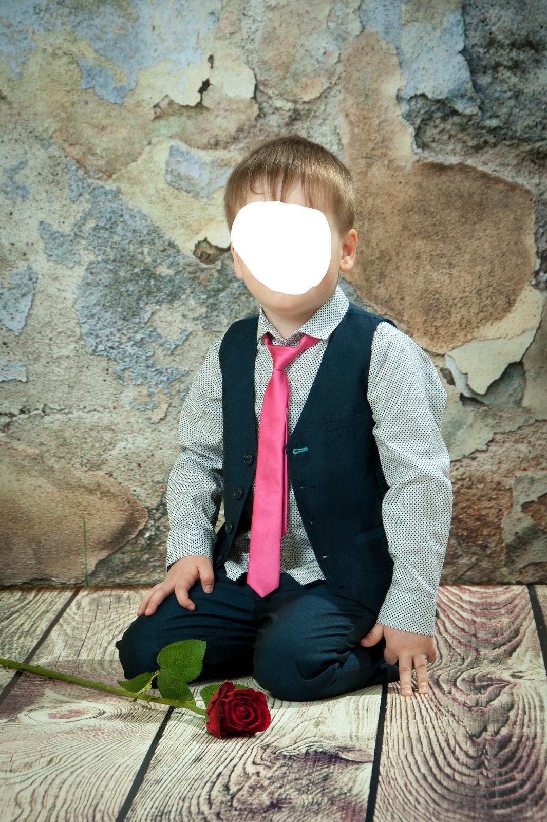 Next, oblek set,  jednou použitý jen focení - Obrázek č. 1