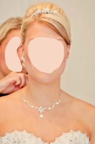 Sada čelenka, náhrdelník a naušnice - Obrázek č. 1