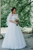Svadobné šaty Hadassa model Viva, 40