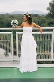 Exkluzívne svadobné šaty Jesus Peiro, 38