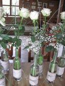 Váza rustikální 10ks,