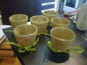 Svícínky na čajové svičky,