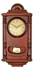 Inspirace do domku - Tyhle hodiny sem si vyhlidla v hodinarstvi do obyvaku.
